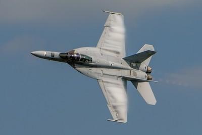 Super Speed, Super Hornet