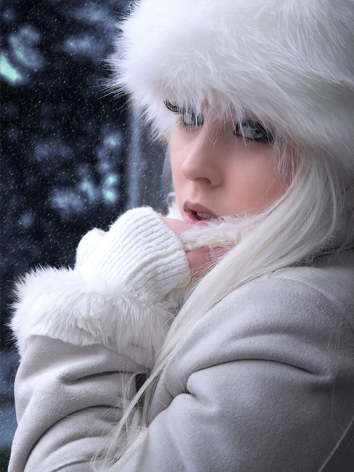 White Winter II by littlebearph - Elegant Moments Photo Contest
