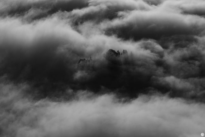 A land of clouds by robswit - Fog And City Photo Contest