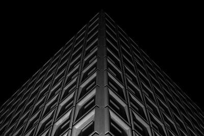 Montréal black and white #11