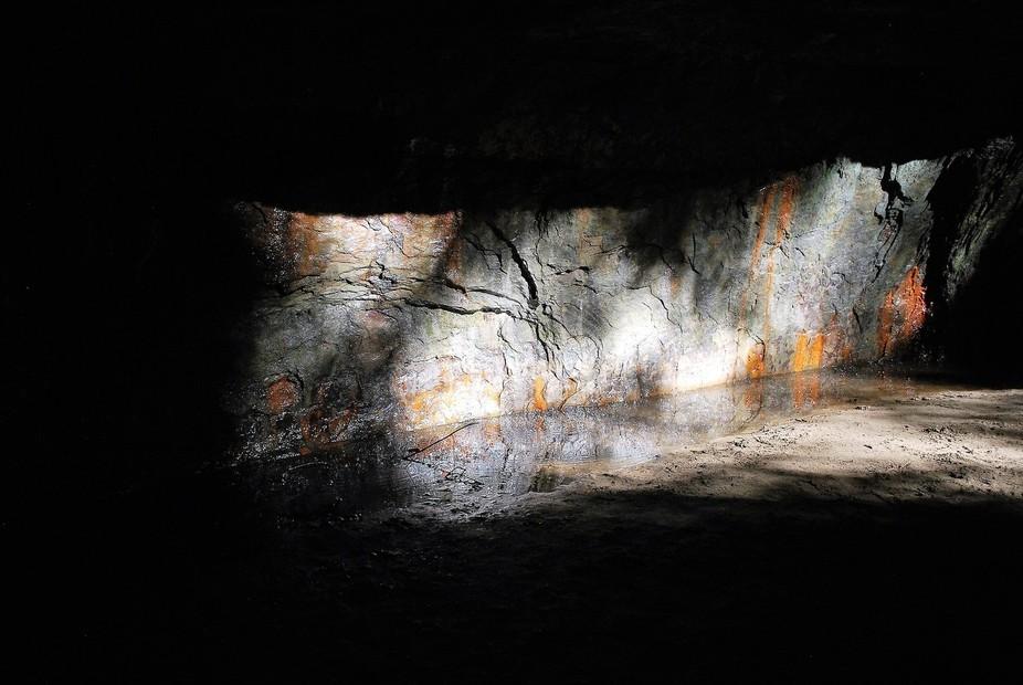 Turkey Run Cave