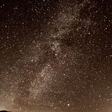 From location #2 near Adelanto CA (about 15 miles north of Adelanto along California 395)  Partial tip of the Milky Way Galaxy.