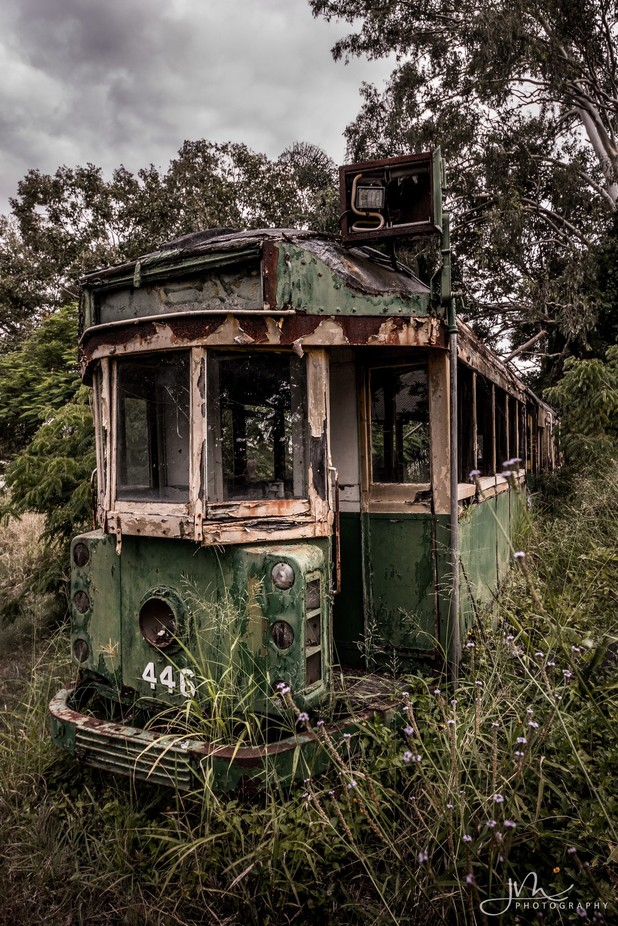 Mebourne Tram by Jay1982 - Abandoned Photo Contest