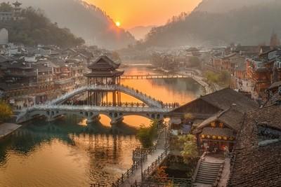 Fenghuang Sunrise
