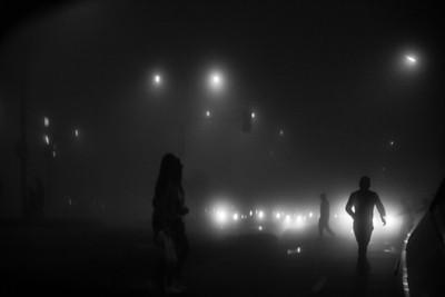 Seres de niebla