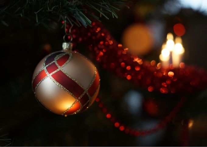 Merry XMas  by Andreas_Voigt - Holiday Lights Photo Contest 2017
