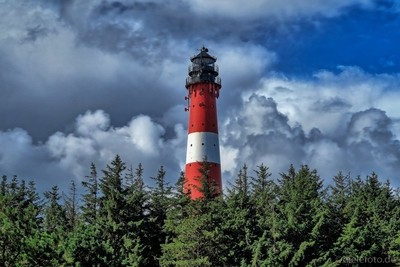 Lighthouse in Sylt, Germany