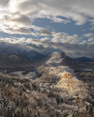 #schwangau #neuschwansteincastle #füssen