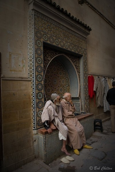 Marrakech retains its old world character.
