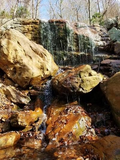 North Chickamauga Creek Gorge - Falls