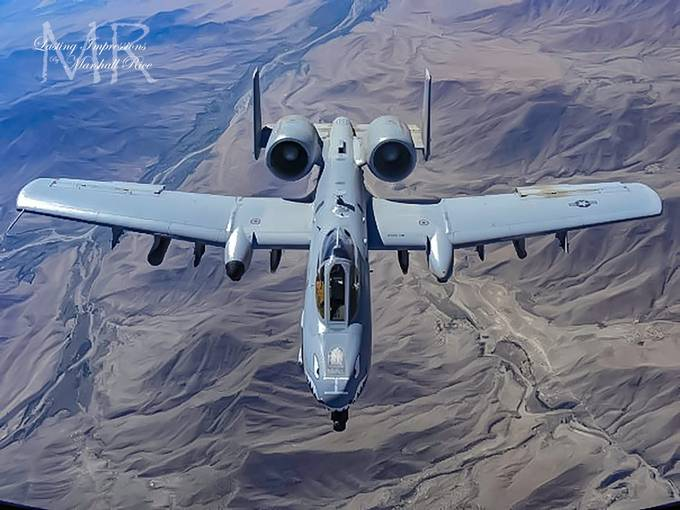 A10 Warthog by marshall1225 - Aircraft Photo Contest