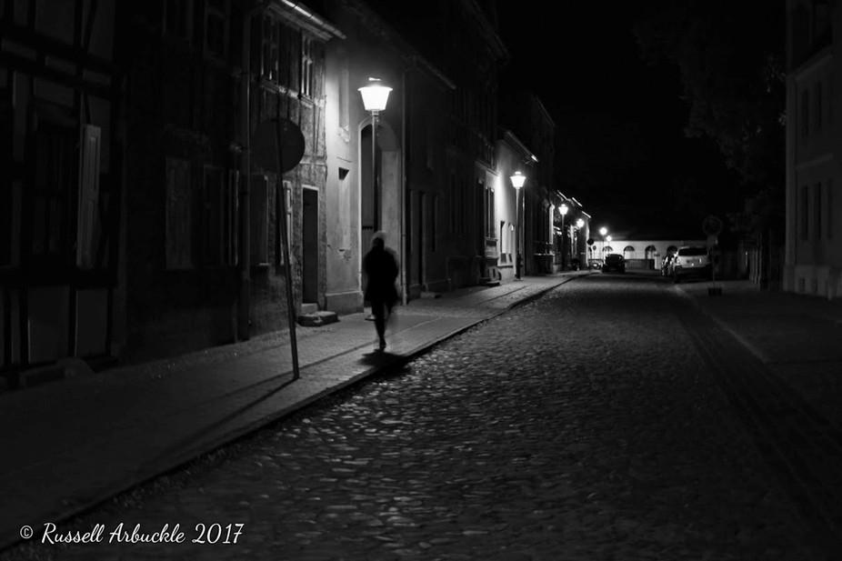 Streets of Worlitz Germany