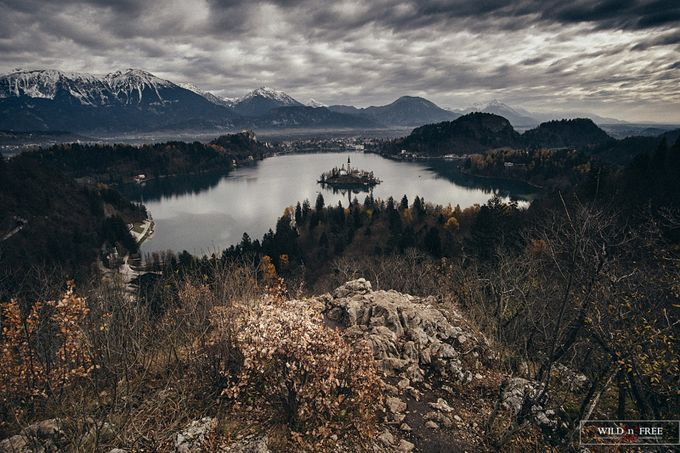Bled in autumn by ianvivi - Spectacular Lakes Photo Contest
