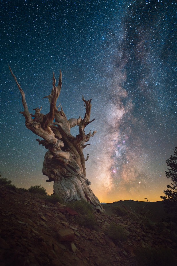 Ancient by ianchen0 - Capture The Milky Way Photo Contest