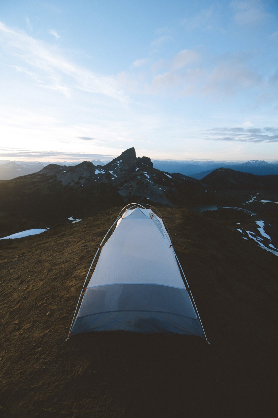 Black Tusk. by sidneylegari - Outdoor Camping Photo Contest