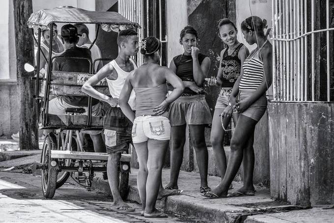 Trinidad - Cuba, streetphoto