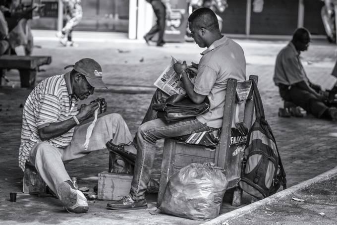Cartagena de Indias, Colombia, street photo
