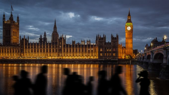 Houses of Parliament  by SteveLewingtonPhotography - London Photo Contest