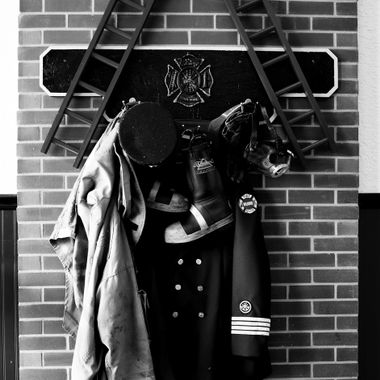 Fireman's Suit