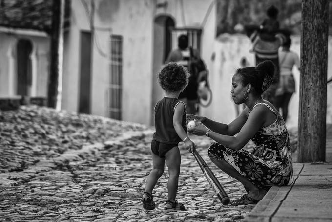 Trinidad - Cuba streetphoto