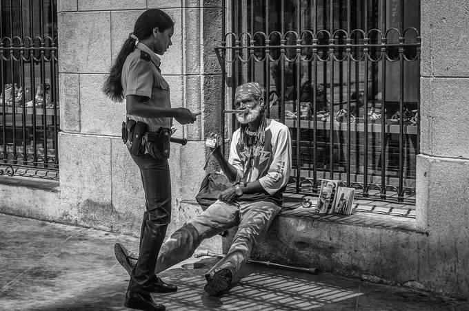 La Habana - Cuba, street photo