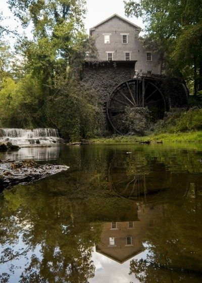 Falls Mill, Relfection of the Future