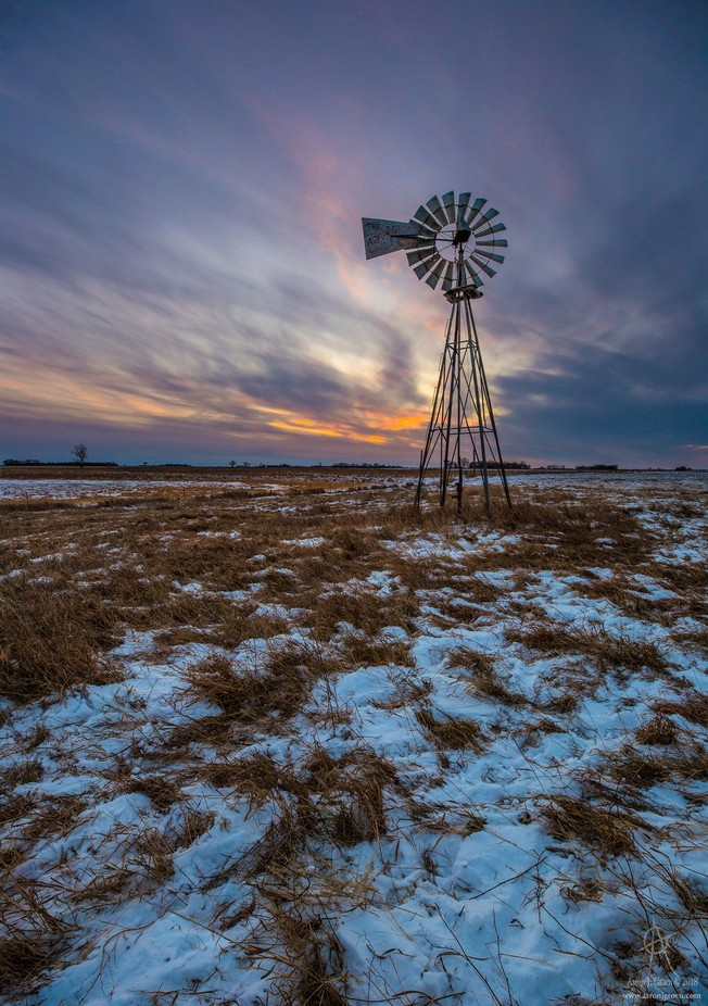 WindChill by aaronjgroen - Windmills Photo Contest
