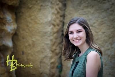 Senior Portrait 1
