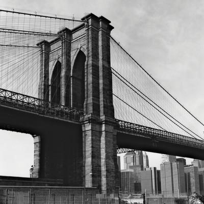 Brooklyn Bridge 1992