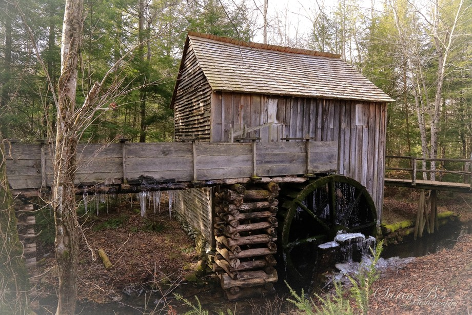 _Cable Mill Cade's Cove Smokey Mountain National Park