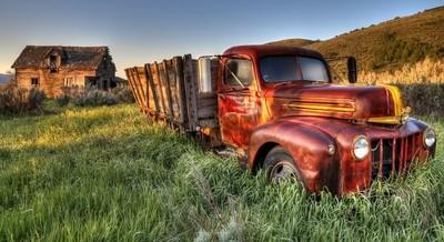 Forgotten Ford, Found.