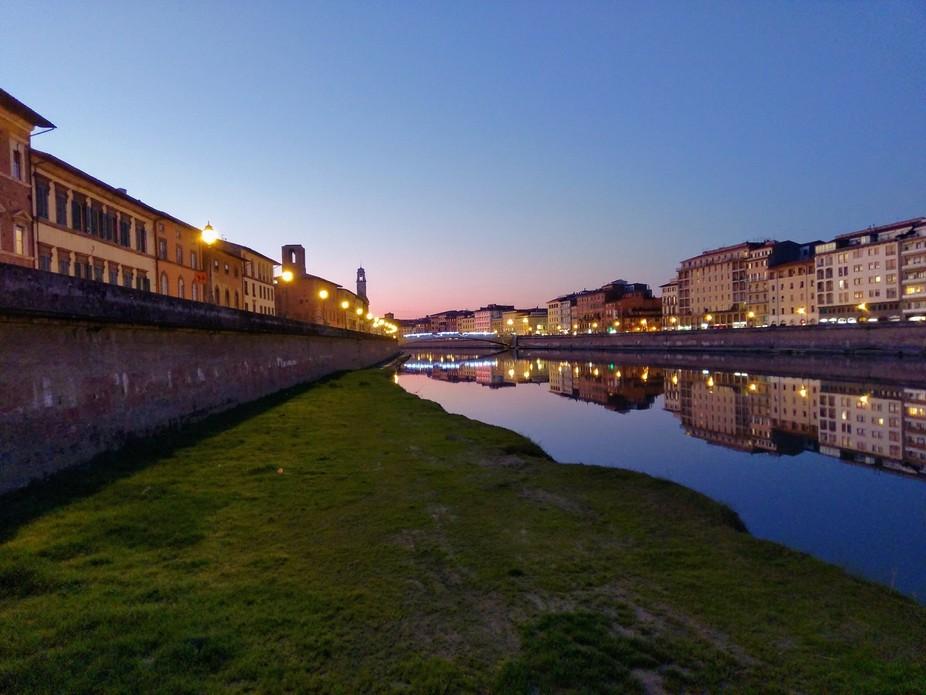 Taken from my HTC U Ultra's rear camera. Place is in Pisa, Italy.