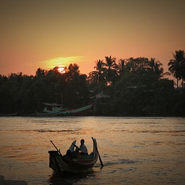 Tranquil Myanmar!
