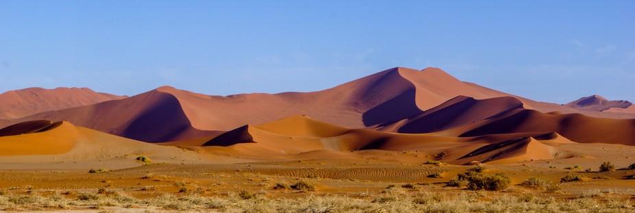 Under Namibian sky 5