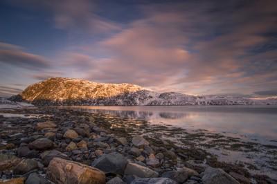 Sunset - Arctic Norway (Seiland)