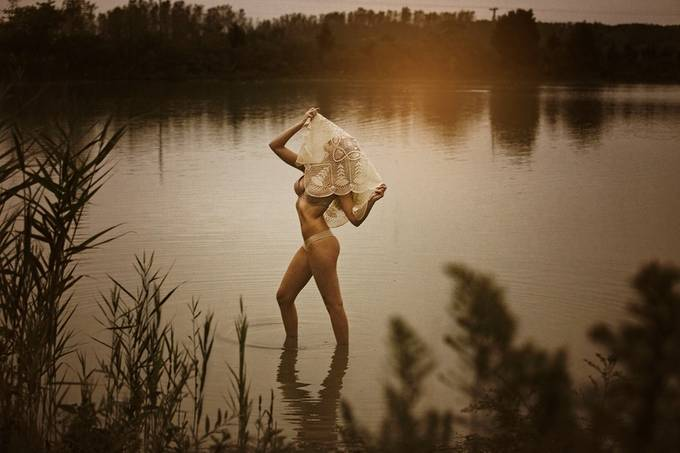 Swan lake. by PheraFoto - Sensual And Artistic Photo Contest