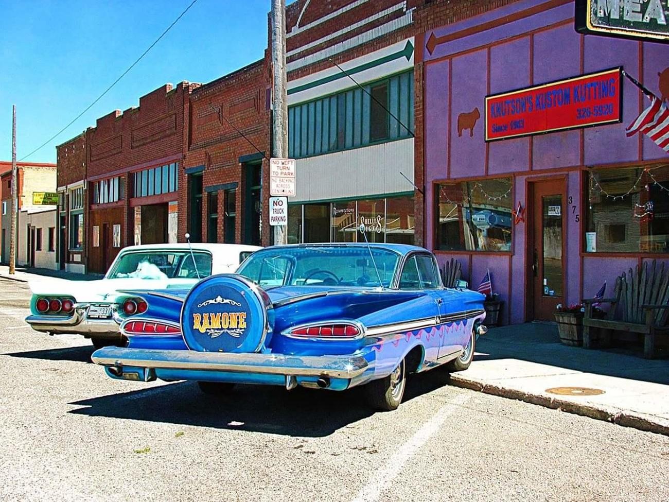 Downtown Filer Idaho
