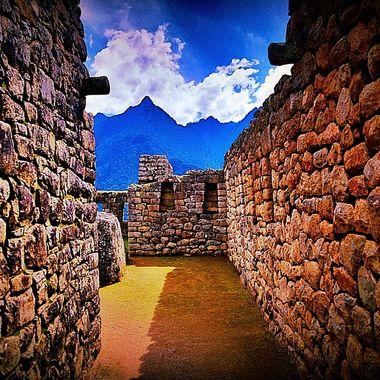 Stony Machu Picchu!