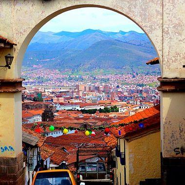 Gateway to Cuzco, Peru!