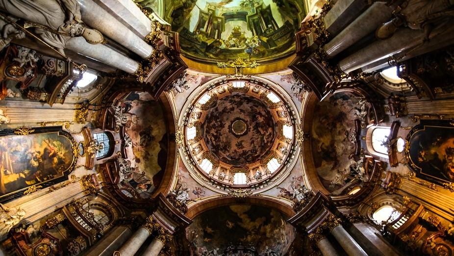 Sankt Nikolaus - Vault