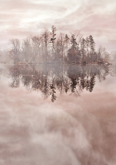 Island of Echo Lake