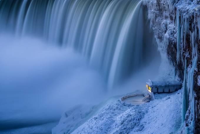 Winter Wonderland by MarvinEvasco17 - Capture Motion Blur Photo Contest