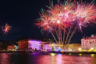 fireworks @ Gmunden