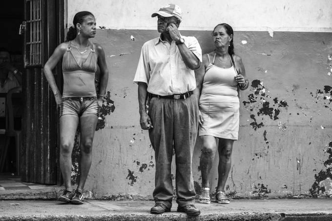 Cartago, Colombia, Street-Life