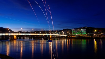 Linz - New year's eve