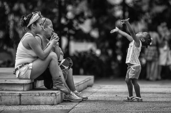 Parque Central - La Habana / Cuba