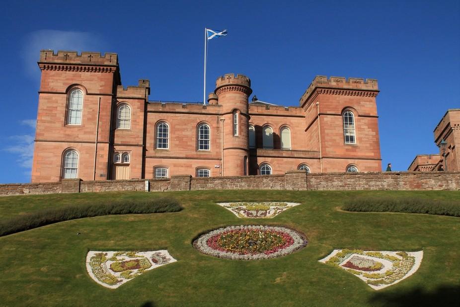 inverness castle highlands