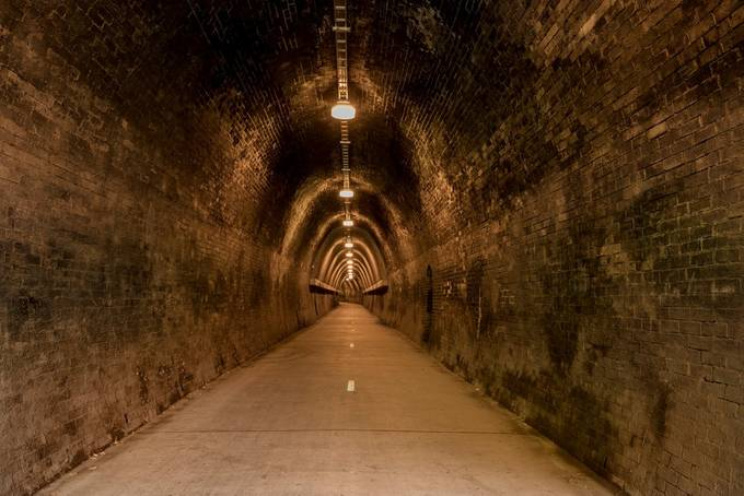 IntoTheTunnel by ByRenee - Shooting Tunnels Photo Contest
