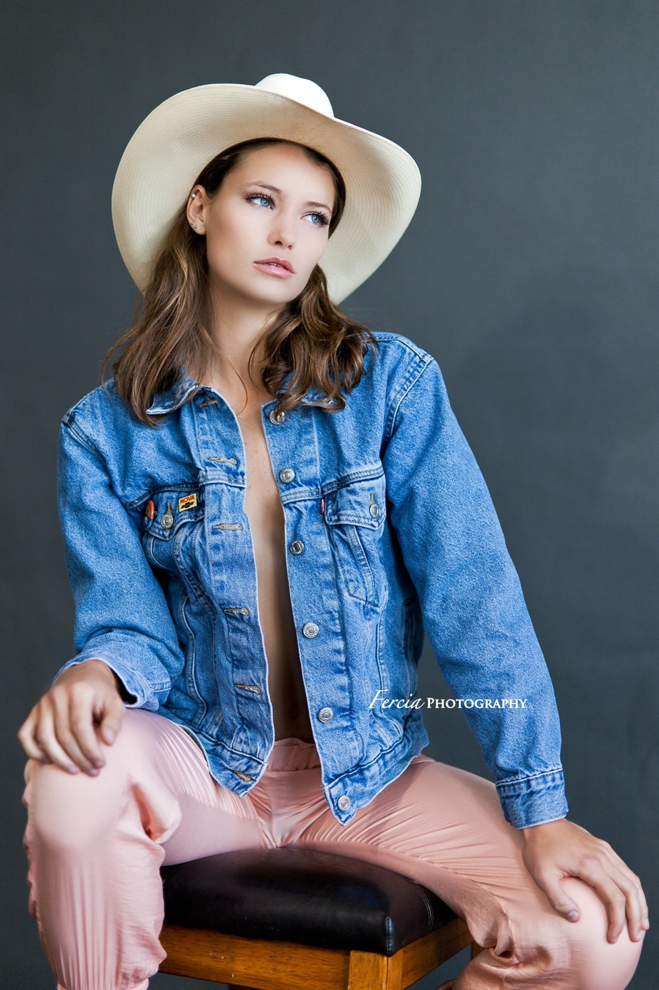 It ain't the cloths that make the cowgirl, it's the attitude and heart..! by FerciaPhotography - Fashion Statement Photo Contest