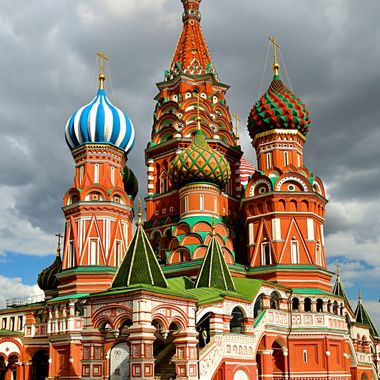 Moscow colors!